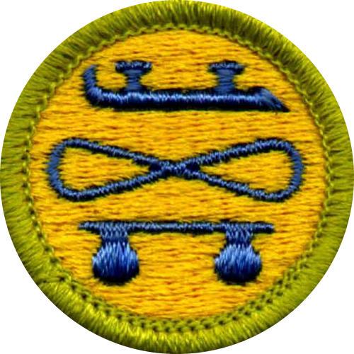 Watersports Merit Badge Boy Scout Merit Badge